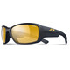 Julbo Whoops Zebra Sunglasses Matt Black-Yellow/Brown